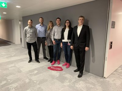 T Systems Meeting the challenges of a changing workplace with Smart Spaces