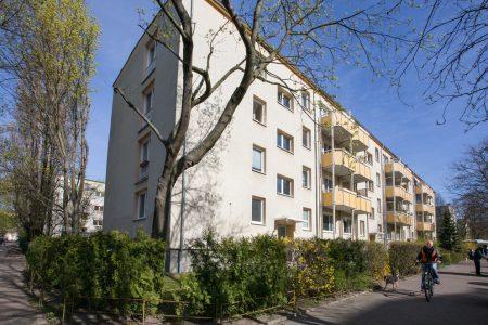 Riedel AT Residential complexes in Prenzlauer Berg, Berlin