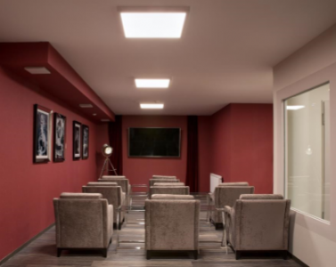 Deuta Controls Human Centric Lighting im Pflegeheim