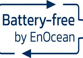 "For self-powered smart switches: ""Battery-free by EnOcean"" seal"