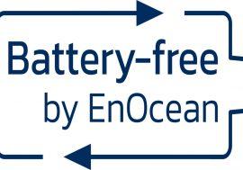 "Für batterielose smarte Schalter: EnOcean-Siegel ""Battery-free by EnOcean"""