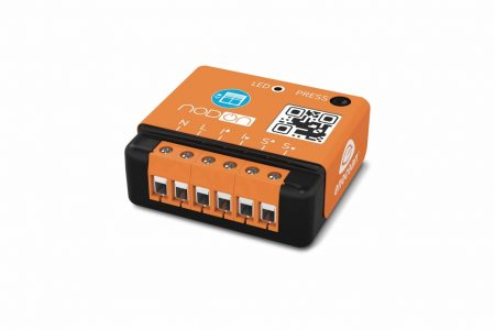 Nodon Smart and connected shutters at French high school