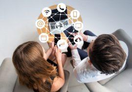 Direkte Kommunikation mit Smart Home-Systemen dank 2,4-GHz- Erweiterung