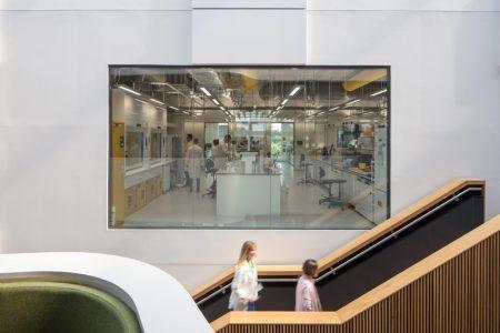 Prolojik Lichtsteuerung als zentrales Gebäudeelement