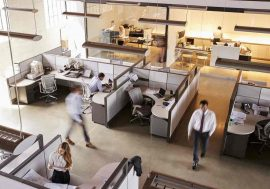Smart office buildings