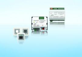 Neuer Raumcontroller für mehr Komfort und Energieeffizienz