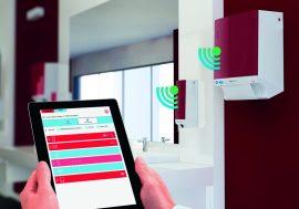 CWS: Hygiene first – digital washroom solutions