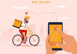 Smart buckles for deliveries