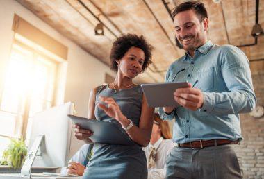 T-Systems – Megatrend New Work für ausgewogene Work-Life-Balance
