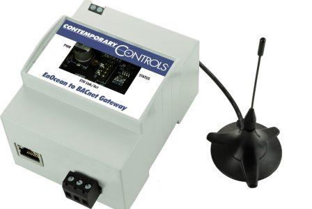 Contemporary Controls EnOcean-zu-BACnet-Gateway – eine Brücke zwischen zwei Systemen