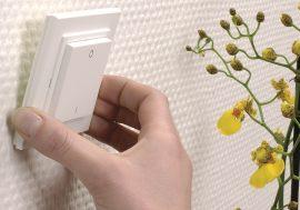 Intelligente Licht-, Jalousien- und Temperaturregelung in der Gebäudeautomation mit EnOcean