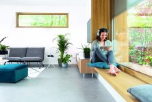 Ausgezeichnetes Smart Home-Konzept