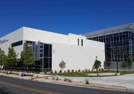 Echoflex Solutions controls light at the University of New Mexico
