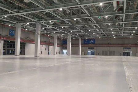 Interfuehler EnOcean-Technologie jetzt auch im Messe- und Kongresszentrum von Shanghai