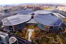 Retrofit project with Exhibition and Convention Center in Shanghai