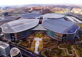 EnOcean-Technologie jetzt auch im Messe- und Kongresszentrum von Shanghai
