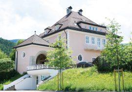 Denkmalgeschützte Villa wird zum intelligenten Gebäude