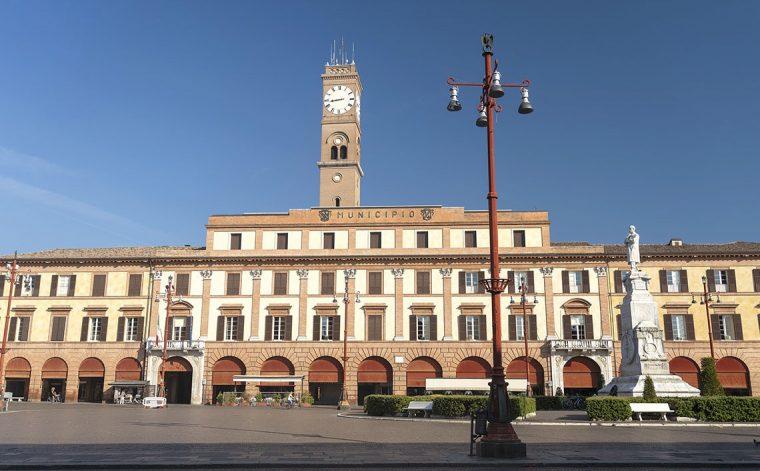 Historisches Rathaus jetzt energieeffizient dank Funklösung