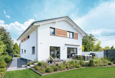 Nachhaltiges Bauen mit Fertighäusern