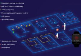 IoT ermöglicht kosteneffektivere und hochwertigere Services bei Aramark