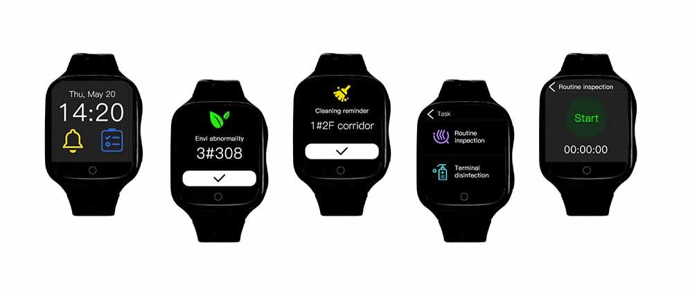 WinShine smart watches