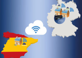 Range is not a problem – EnOcean wireless technology can be used around the world