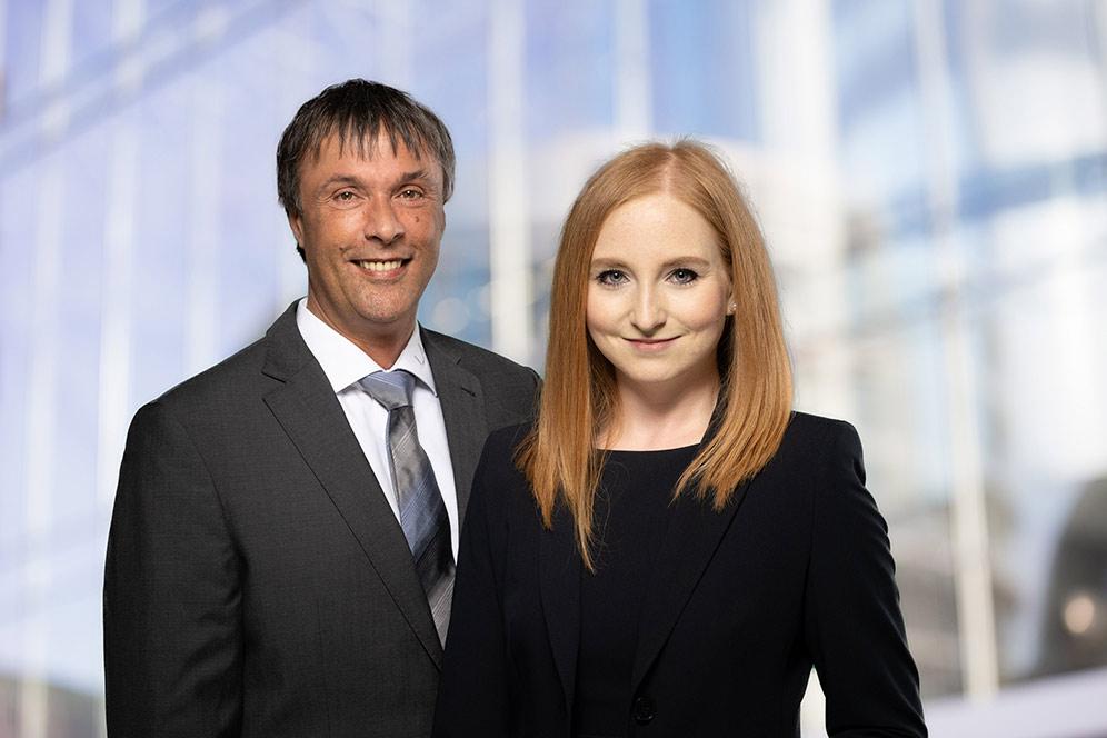 LAE - Frank Lettman and Isabel Scheidemacher