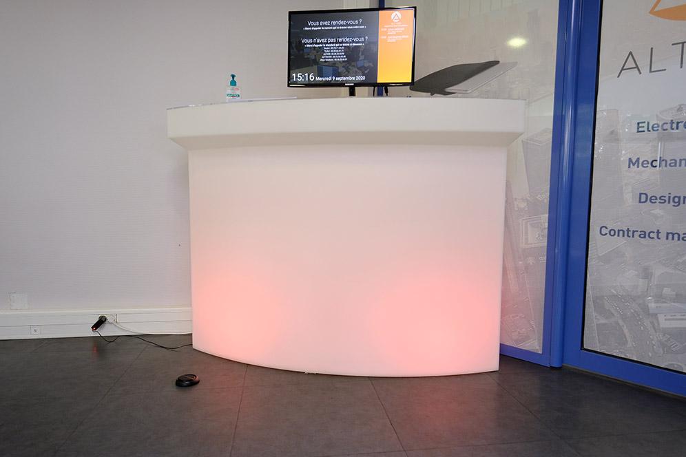 NodOn IoT solution at Altyor headquarter