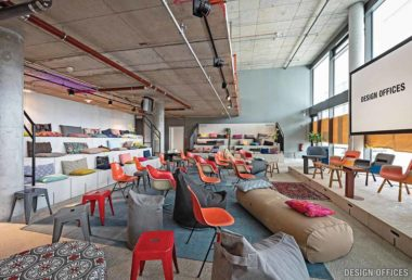 Design Offices – a perfect synergy of Casambi and EnOcean
