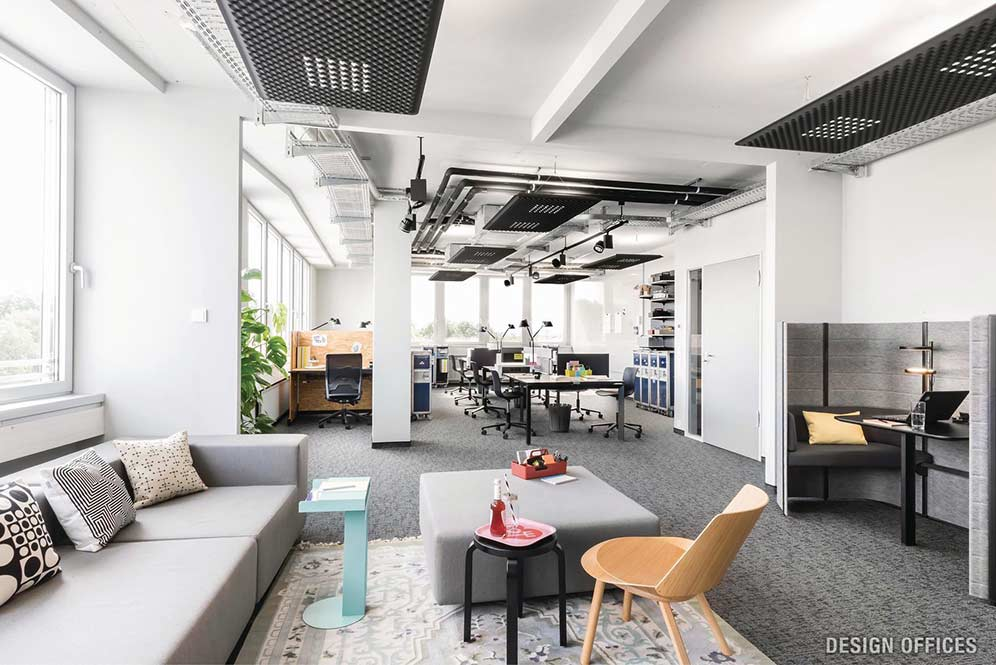 Casambi and Design Offices use EnOcean technology for smart lighting